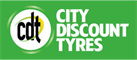 Logo City Discount Tyres