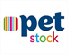Logo Pet stock