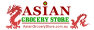 Logo Asian Grocery