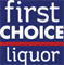 Logo First Choice Liquor